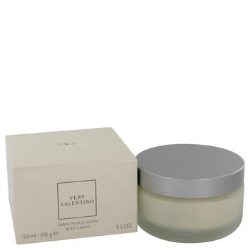 VERY VALENTINO by Valentino Body Cream 5.1 oz