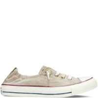 Converse - Chuck Taylor All Star Shoreline Washed Canvas - Turtledove - Slip