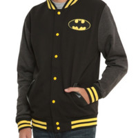 DC Comics Batman Varsity Jacket