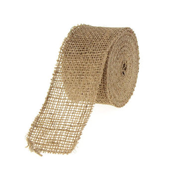 Natural Jute Roll High Quality, 2-1/2-inch, 10-yard