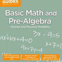 Idiot's Guides Basic Math and Pre-Algebra (Idiot's Guides)