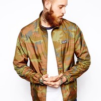 Patagonia Camo Wind Jacket