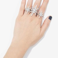 Such A Snowflake Ring Set
