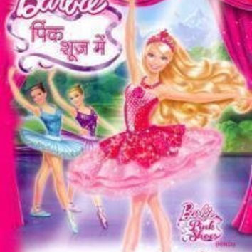 Barbie in the Pink Shoes (Hindi): Video CD