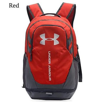 Under Armour Men's and Women's Basketball Training Bag Backpack Fitness Bag F0676-1 Red