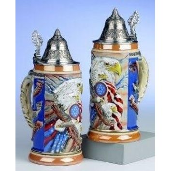 Eagle of Freedom German Stein