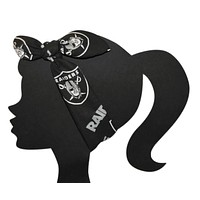 Raiders Headband