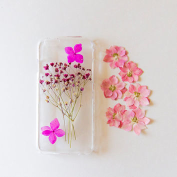 Pressed Flower iPhone Case iPhone 6/6S
