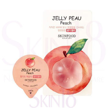 Skinfood Jelly Peau (Wash off) - Peach (Vitality)