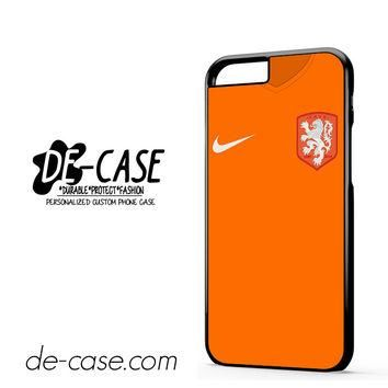Holland Soccer Jersey For Iphone 6 Iphone 6S Iphone 6 Plus Iphone 6S Plus Case Phone C