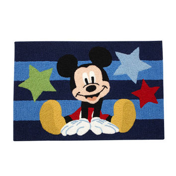 Disney Baby Mickey Character Area Rug & Reviews | Wayfair