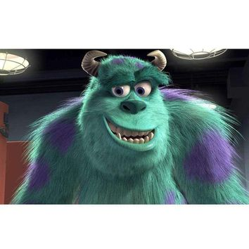 5D Diamond Painting Sulley From Monsters Inc Kit