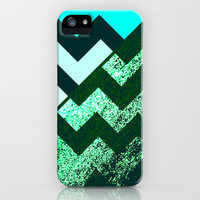rational meets irrational (in mint flavor) iPhone Case by Marianna Tankelevich