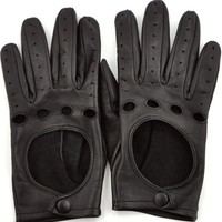 Yestadt Fitted Black Driver Glove