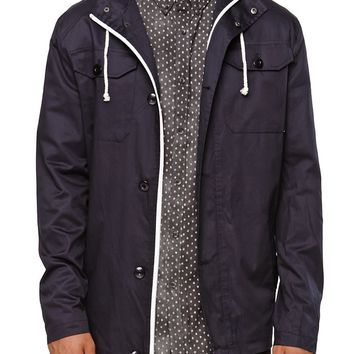 Lost Noise Jacket - Mens Jacket - Blue