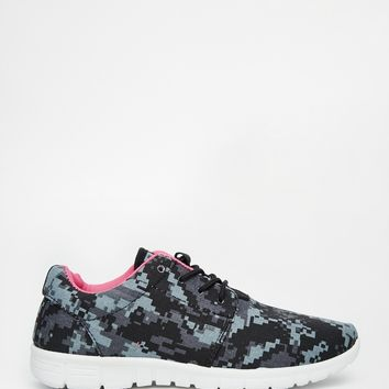 Blink Valorin Camouflage Trainers
