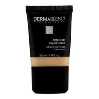 Dermablend Smooth Liquid Camo Foundation (medium Coverage) - Camel --30ml-1oz By