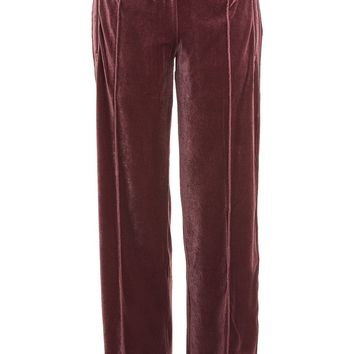Velour Wide Leg Trackpant by adidas Originals - Brands at Topshop - Clothing