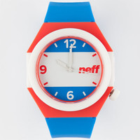 Neff Stripe 'Merica Watch Red/White/Blue One Size For Men 26205694801