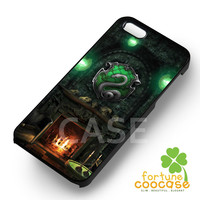 Slytherin room-1nn for iPhone 4/4S/5/5S/5C/6/ 6+,samsung S3/S4/S5,S6 Regular,S6 edge,samsung note 3/4