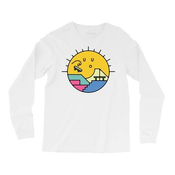 Sun Skate Long Sleeve Shirts