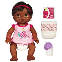 Baby Alive Wets 'N Wiggles Doll by Hasbro