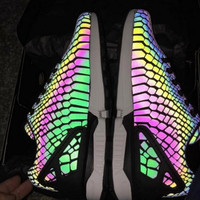 MEN'S WOMEN RUNNING SHOES GLOW SNEAKERS RUNNING SHOES