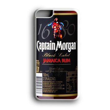 Awesome Black Friday Offer Black Captain Morgan iPhone Case | Samsung Case
