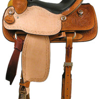 "American Saddlery ""Texas Best"" FT Stockton Roper"