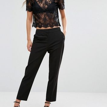 Miss Selfridge Cigarette Trouser at asos.com