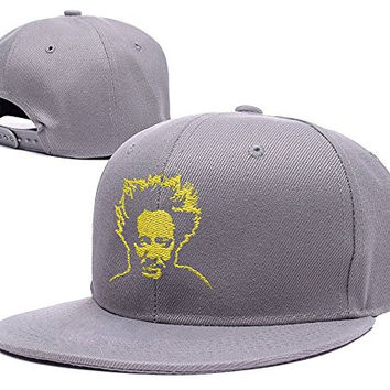 DEBANG Giorgio Tsoukalos From Ancient Aliens Cap Embroidery Snapback Hat