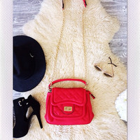 Amally Bag- Red