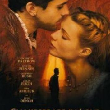 Shakespeare In Love Movie Poster 11 inch x 17 inch poster