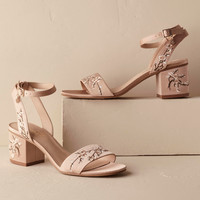 Kierna Embroidered Sandal