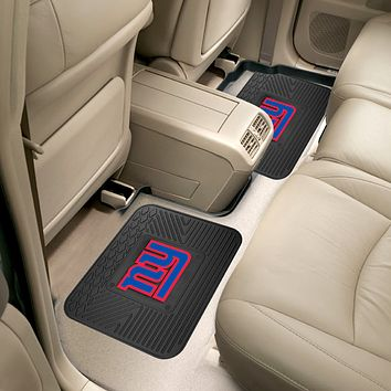 "NFL - New York Giants 2-pc Utility Mat 14""x17"""