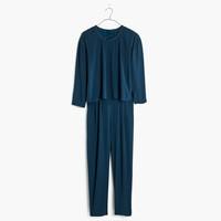 Clermont Overlay Jumpsuit