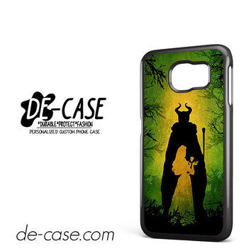 Maleficent And Aurora DEAL-6804 Samsung Phonecase Cover For Samsung Galaxy S6 / S6 Edge / S6 Edge Plus