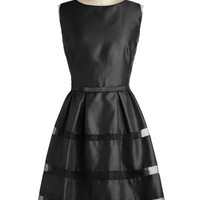 Dinner Party Darling Dress in Black