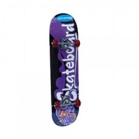 COOLGO Stickers Maple Deck Double Alice Complete Skateboard ,ship from US