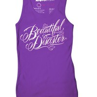 Scripty Tank - Purple