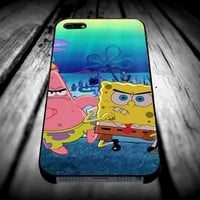 spongebob squarepants iPhone 4/4s/5/5s/5c/6/6 Plus Case, Samsung Galaxy S3/S4/S5/Note 3/4 Case, iPod 4/5 Case, HtC One M7 M8 and Nexus Case **