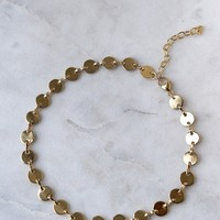 Maxxi Anklet (Gold)