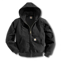Carhartt Thermal Lined Duck Active Jacket J131