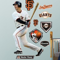 Buster Posey, Fathead