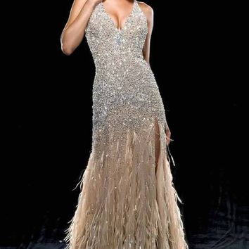 Mac Duggal 81077P - NetFashionAvenue.com