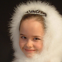 Childrens Weddingl Tiara, Childs Bridal tiara, Childrens Crowns,Flower Girl Headdresses,Childrens Tiaras, Tiaras For Weddings