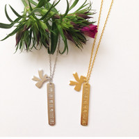 1 Happy Girls Necklace #L01