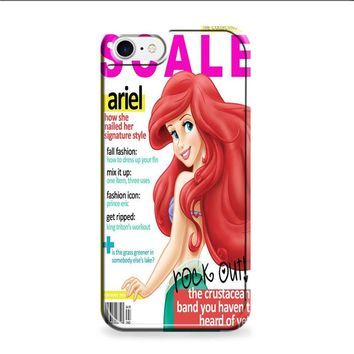 Disney Scale The Little Mermaid iPhone 7 | iPhone 7 Plus case