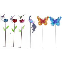 Hampton Bay 42 in. Whimsical Garden Stake-SRG-2012002 at The Home Depot