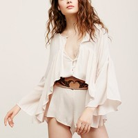 Free People She's A Vision Romper